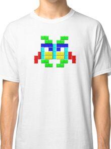 Tetris Invader Classic T-Shirt