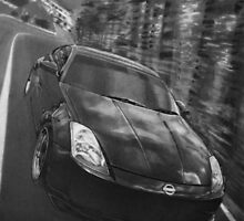 350Z by ralburg