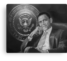 presidential seal Canvas Print