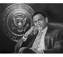 presidential seal Photographic Print