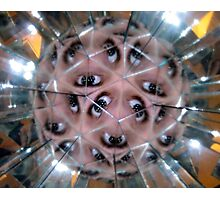 Eyeball ball Photographic Print