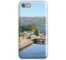 Loch Ness Lock iPhone Case/Skin