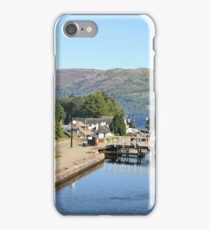Loch Ness Lock iPhone Case/Skin