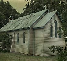 Huskisson Anglican Church by garts