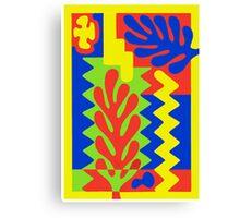 COLOURFULL 2 - GOUACHE Canvas Print