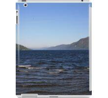Loch Ness Shoreline iPad Case/Skin