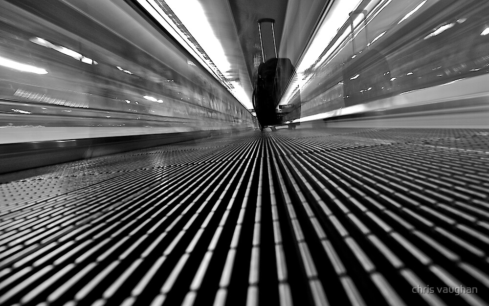 Into the Vortex by chris vaughan
