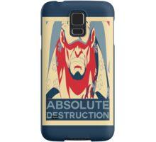 "Akainu ""Absolute Destruction"" Design Samsung Galaxy Case/Skin"