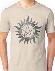 Supernatural Anti-Possession Ghost Print Unisex T-Shirt