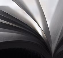 Pages in a Book by Jill Vadala