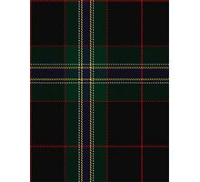 00325 Downs Tartan  Photographic Print