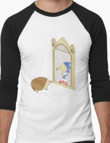 Hedgehog sees Sonic in Mirror of Erised (Harry Potter) T-Shirt