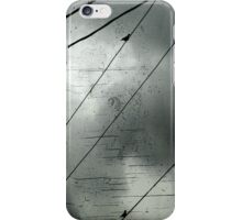 The Pause Between Heartbeats iPhone Case/Skin