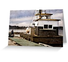 Saltwater Lifestyle Greeting Card