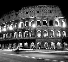 Anfiteatro Flavio - Colosseum by CassandraLaine