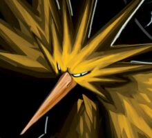 Thunderbolt Zapdos! Sticker