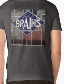 Brains Mens V-Neck T-Shirt