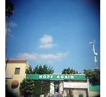 Hope Again Photographic Print