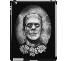 Boris Karloff as Frankenstein's Monster iPad Case/Skin