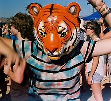 Tiger Girl at FYF by joshsteich