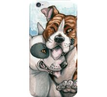 Bull Buddies iPhone Case/Skin