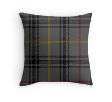 00327 Modowny Tartan  Throw Pillow