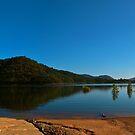 Beauty of nature, Lake Eildon by b-ny