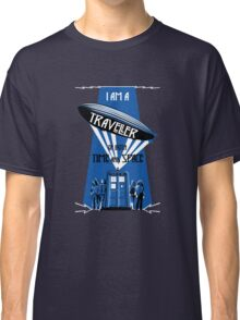 Traveller of Time and Space Classic T-Shirt