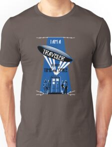 Traveller of Time and Space Unisex T-Shirt