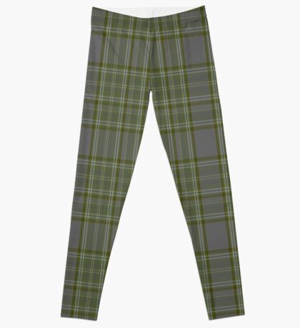 00326 Long Way Down Tartan Leggings