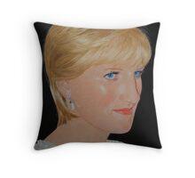 Diana  Throw Pillow