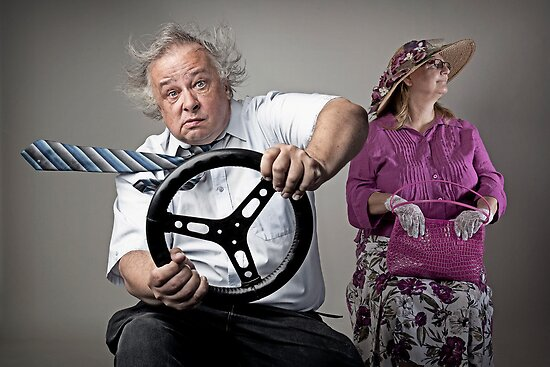 Driving Miss Daisy by Michelle Joyce