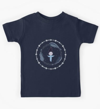 Song of the Sea - Selkie and seals Kids Tee