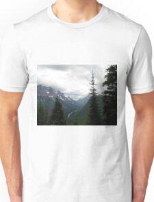 VIEW OF HEAVEN - GLACIER NATIONAL PARK Unisex T-Shirt