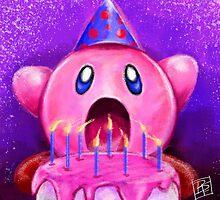 Happy Birthday Kirby by obillwon