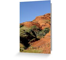 Pipestone Greeting Card