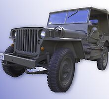 Willys Jeep by rudolfh