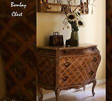 Italian Bombay Chest by Brenda Dow