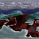 """Rusty Farm""  by Patrice Baldwin"