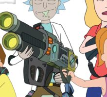Rick and Morty: Family Sticker