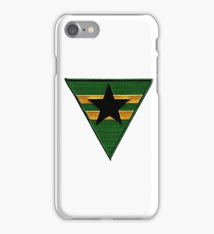 Firefly: Browncoat Logo (Patch) iPhone Case/Skin