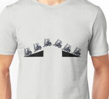 Stunt Fork Lifts Unisex T-Shirt