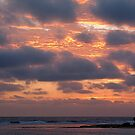 Sunset at Point Lonsdale by Cecily McCarthy