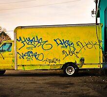 Graffiti by Reese Ferrier