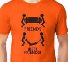 Friends - Best Friends Unisex T-Shirt