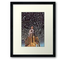 M Blackwell - The Rapture... Framed Print