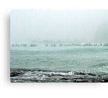 Ocean Mist 2 Canvas Print