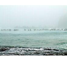 Ocean Mist 2 Photographic Print