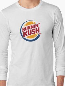 Burnin' Kush  T-Shirt