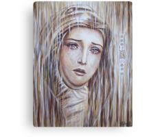 Tears of Sorrow Canvas Print